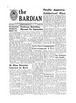 Bardian, Vol. 3, No. 5 (March 6, 1961)