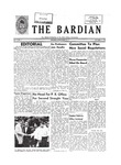 Bardian, Vol. 3, No. 1 (October 17, 1960)