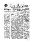 Bardian, Vol. 21, No. 1 (October 14, 1953)