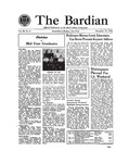 Bardian, Vol. 20, No. 4 (December 13, 1952)