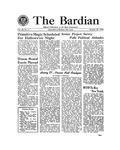 Bardian, Vol. 20, No. 2 (October 24, 1952)