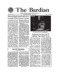 Bardian, Vol. 19, No. 3 (May 27, 1952)