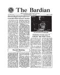 Bardian, Vol. 19, No. 3 (May 27, 1952)