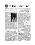 Bardian, Vol. 19, No. 2 (May 5, 1952)