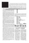Bardian, Vol. 2, No. 6 (December 20, 1949)