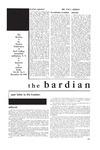 Bardian, Vol. 2, No. 5 (December 10, 1949)