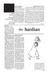 Bardian, Vol. 2, No. 1 (September 19, 1949)