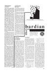 Bardian, Vol. 1, No. 10 (May 27, 1949)