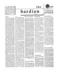 Bardian, Vol. 1, No. 8 (April 1, 1949)