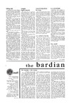 Bardian, Vol. 1, No. 6 (March 2, 1949)