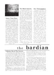 Bardian, Vol. 1, No. 4 (December 1, 1948)