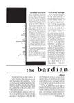 Bardian, Vol. 1, No. 2 (November 1, 1948)