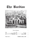 Bardian, Vol. 2, No. 9 (April 22, 1948)