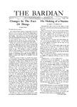 Bardian, Vol. 24, No. 1 (August 25, 1943)