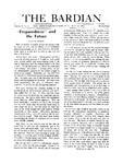 Bardian, Vol. 22, No. 2 (July 10, 1942)