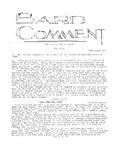 Bard Comment (June, 1957)
