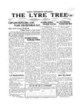 Lyre Tree, Vol. 3, No. 10 (March 6, 1925) by Bard College