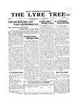 Lyre Tree, Vol. 3, No. 10 (March 6, 1925)