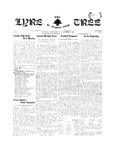 Lyre Tree, Vol. 6, No. 1 (October 7, 1927)
