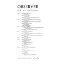Bard Observer, Vol. 98, No. 6 (September 28, 1990)