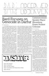 Bard Observer (May 21, 2007) by Bard College