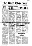 Bard Observer, Vol. 44, No. 1 (August 18, 1988