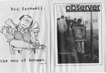 Bard Observer, Vol. 10, No. 5 (February 28, 2000)