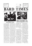 Bard Times, Vol. 20, No. 2 (March 14th, 1979) by Bard College