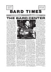 Bard Times, Vol. 20, No. 1 (December 17th, 1978) by Bard College